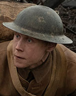 George MacKay as Scofield in 1917