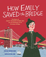 The book cover of How Emily Saved the Bridge