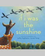 "Book cover of ""If I Was the Sunshine"""