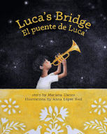 "Book cover of ""Lucas's Bridge"""