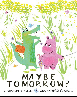 Book cover of Maybe Tomorrow