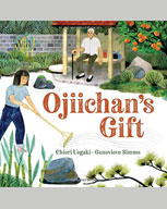 Book cover of Ojiichan's Gift