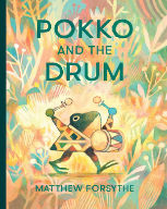 Book cover for Pokko and the Drum