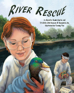 Book cover of River Rescue