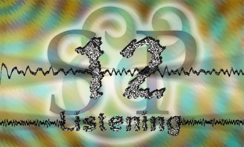 Quotes: Listening | Alphabet Practices Multipages ...