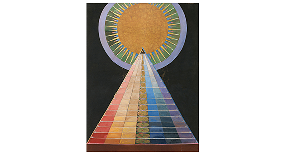 Alterpiece 1, a painting by Hilma af Klint