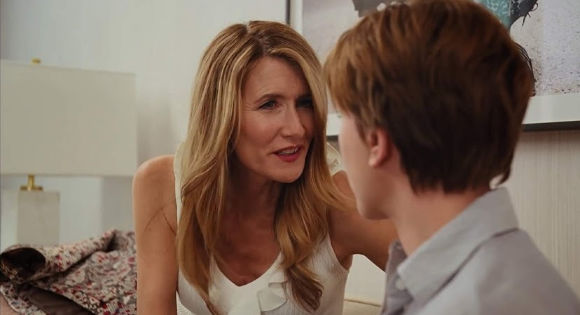 Laura Dern as Nicole's lawyer in Marriage Story