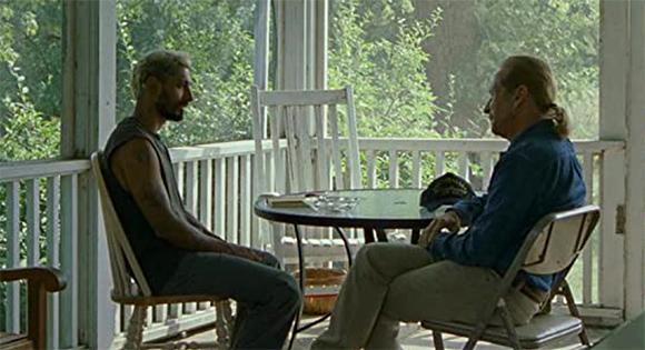 Riz Ahmed as Ruben and Paul Raci as Joe
