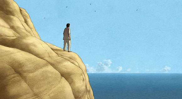 The Red Turtle Film Review Spirituality Practice