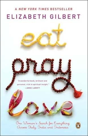 Eat pray love about the book Foto