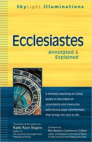 Ecclesiastes | Book Reviews | Books | Spirituality & Practice