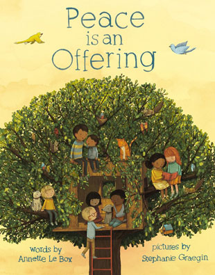 Peace is an offering book review