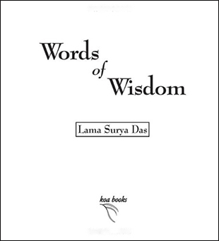 Words Of Wisdom Book Reviews Books Spirituality Practice