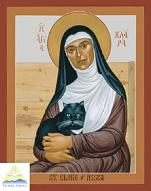 Feast Day of St  Clare of Assisi | Features | Spirituality