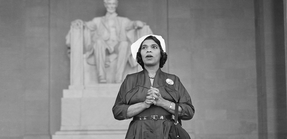 Birthday Of Marian Anderson February 27