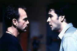 Billy Bob Thornton as Russell and John Cusack as Nick