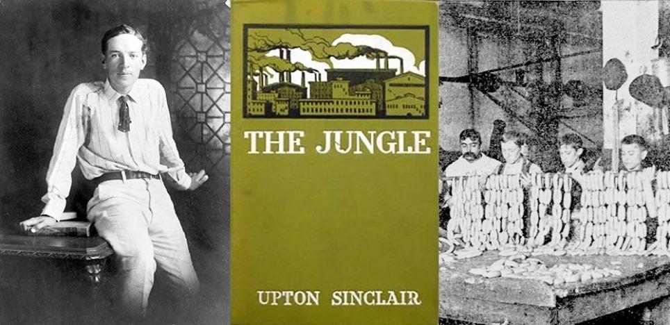 Birthday of Upton Sinclair | Naming the Days | Spirituality & Practice
