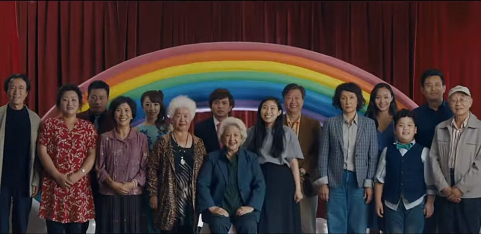 The Farewell Film Review Spirituality Practice