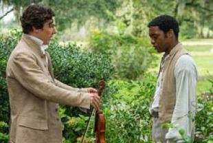 Benedict Cumberbatch as William Ford and Chiwetel Ejiofor as Solomon