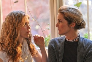 Emily Cass McDonnell as Kaya and Julie Hagerty as Aline