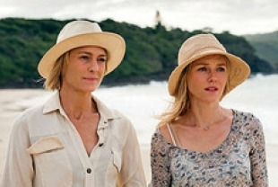 Robin Wright as Roz and Naomi Watts as Lil