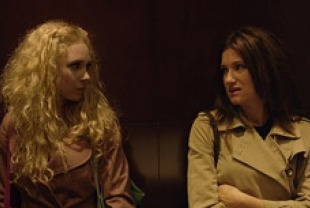 Juno Temple as McKenna and Kathryn Hahn as Rachel