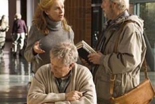 Julie Christie as Fiona, Gordon Pinsent as Grant, and Michael Murphy as Aubrey