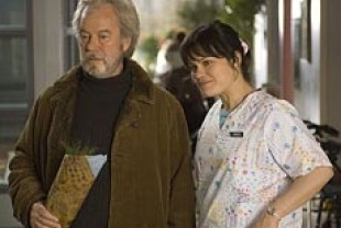 Gordon Pinsent as Grant and Kristen Thomson as Kristy