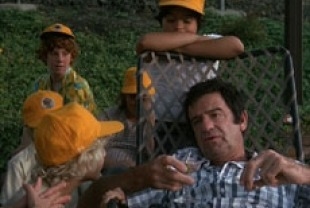 The Bad News Bears and Walter Matthau as Buttermaker