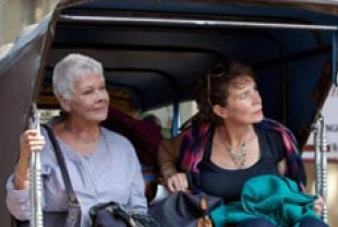 Judi Dench as Evelyn and Celia Imrie as Madge