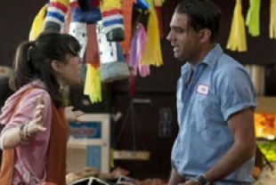 Sally Hawkins as Ginger and Bobby Cannavale as Chili