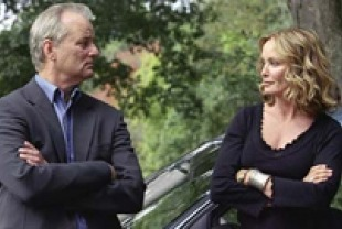 Bill Murray as Don and Jessica Lange as Carmen