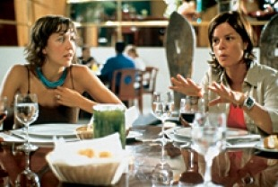 Maggie Gyllenhaal as Jennifer and Marcia Gay Harden as Nan
