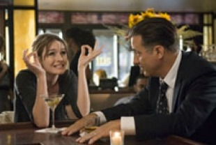Emily Mortimer as Molly and Andy Garcia as Vince
