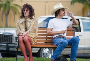 Jared Leto as Rayon and Matthew McConaughey as Ron