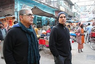 Deepak Chopra and Gotham Chopra