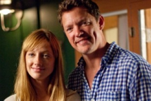 Matthew Lillard as Brian and Judy Greer as Julie