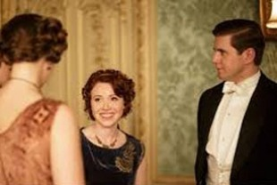 A scene from Downton Abbey Season 5