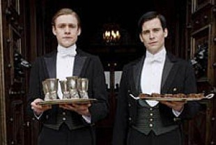 Thomas Howes as William and Rob James-Collier as Thomas