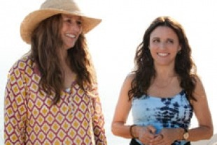 Catherine Keener as Marianne and Julia Louis-Dreyfus as Eva