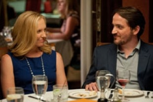 Toni Collette as Sarah and Ben Falcone as Will