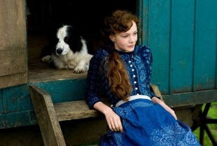 Carey Mulligan as Bathsheba