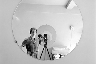 A self-portrait by Vivian Maier