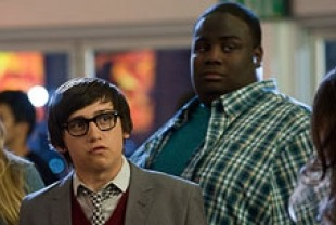 Craig Roberts as Simon and Lamarcus Tinker as Big Corporation