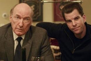 Ed Lauter as Big Jim and Michael McGlone as Quinn