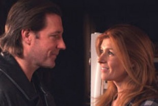 Edward Burns as Gerry and Connie Britton as Nora