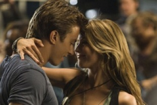 Kenny Wormald as Ren and Julianne Hough as Ariel