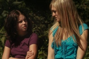 Perla Haney-Jardine as Lauduree and Marin Ireland as Tanya