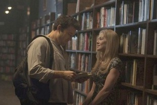 Ben Affleck as Nick and Rosamund Pike as Amy
