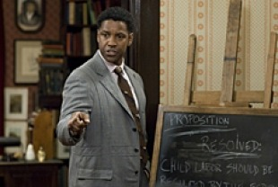 Denzel Washington as Melvin Tolson